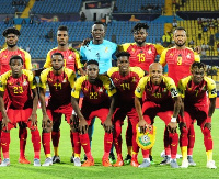 The Black Stars are on a mission to win the AFCON