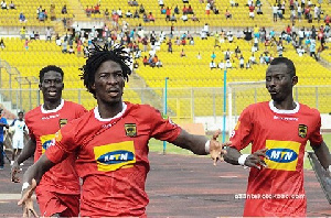 Kotoko will play Hearts of Oak in the replay of the President Cup in Accra on December 15