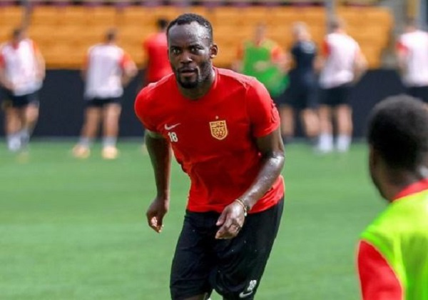 Nordsjaelland manager confident Essien's addition to coaching staff will help improve players