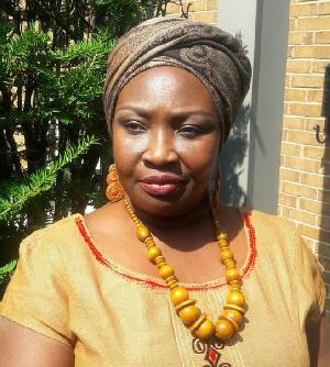 Dorothy Mensah-Aggrey, author