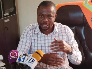 Evans Opoku Bobie, Member of Parliament for Asunafo North Constituency