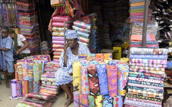 The Nigerian traders have urged their Ghanaian conterparts to learn from them