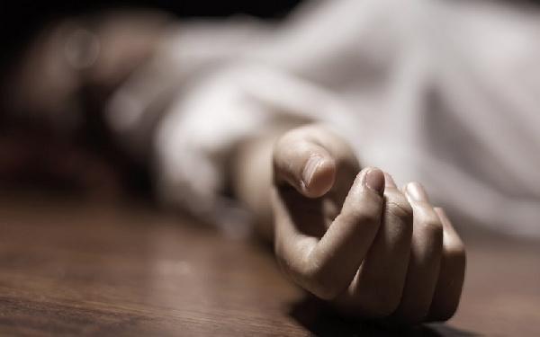 File photo of a dead person