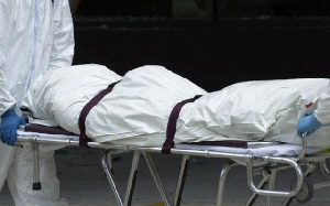 File photo: The body has been deposited at a morgue in Wassa Akropong.