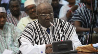 Minister for Sanitation and Water Resources, Joseph Kofi Adda