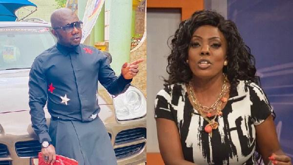 Osebo is the father of Nana Aba