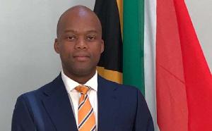 AfCFTA Secretary-General, Wamkele Mene