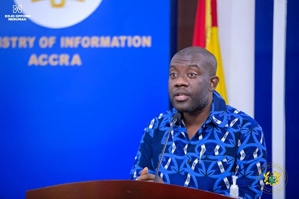 Oppong Nkrumah calls for support for young entrepreneurs