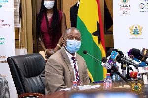 Dr Patrick Kuma Aboagye Ghana Health Service Director General1