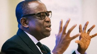 Kan Dapaah Minister disignate for National Security