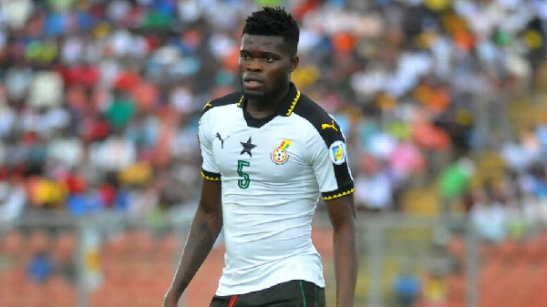 Partey has the backing of Michael Essien to be next Black Stars captain