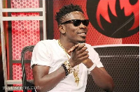The 'Ayoo' hit maker urged the media to shun 'fake' and harsh reports on Ghanaian musicians