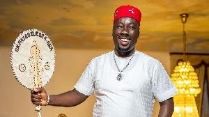 Talk of town burial: Five reasons why Nigerians dey talk about Obi Cubana mama burial
