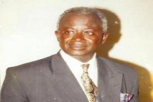 Prof. Albert Adu Boahen is a Ghanaian politician and a historian