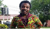 Highlife musician , Kaakyire Kwame Appiah