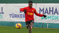 Lumor Agbenyenu has joined the Greek side from Sporting CP