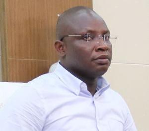 Dr. Henry Asante Antwi