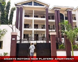 Kotoko new players apartment