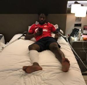 Richmond Boakye Yiadom Injury