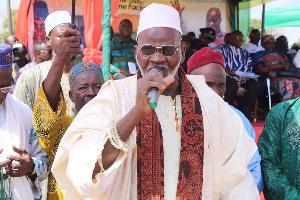 Walewale Chief Imam