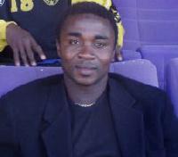 Former Hearts of Oak striker Awudu Adama