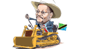 Dubbed the bulldozer, Tanzania under President John Magufuli tutelage is slowly reshaping the future