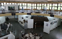 The officials of the museum were asked to step aside to allow investigations to commence