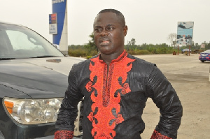 Former Ghana international Nii Odartey Lamptey