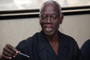 Dr. Kwadwo Afari Gyan, former Electoral Commissioner