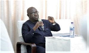 Emmanuel Kwesi Aning