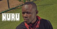 Ghanaian rapper Nuru
