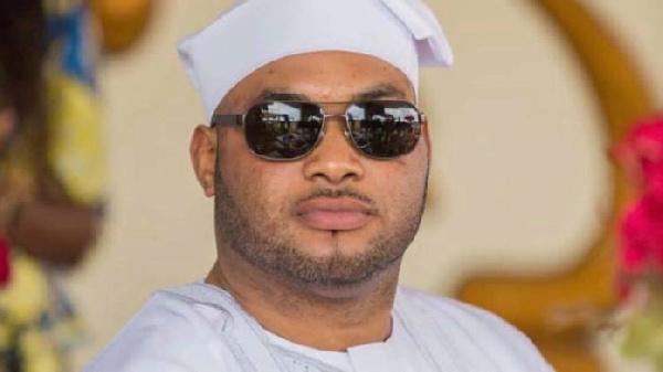 Ex husband of actress Juliet Ibrahim, Kwadwo Safo Jnr