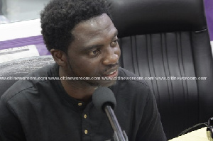 Director of Communications of Menzgold, Nii Armah Amartefio
