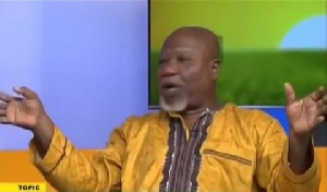 Central Regional Chairman of the NDC, Bernard Allotey Jacobs