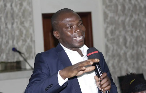 Sulemana Braimah, Executive Director for Media Foundation for West Africa (MFWA)