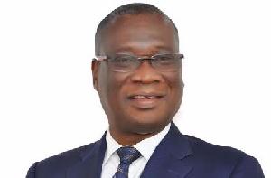 CEO of GNPC, Dr. Kofi Koduah Sarpong