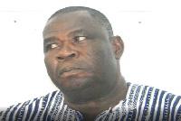Northern Regional Chairman of the NPP, Daniel Bugri Naabu