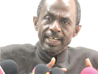 General Secretary of the National Democratic Congress (NDC), Asiedu Nketia
