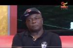 Ghana football legend,, Abedi Pele
