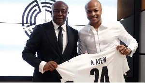 Andre Ayew recently joined Al-Sadd