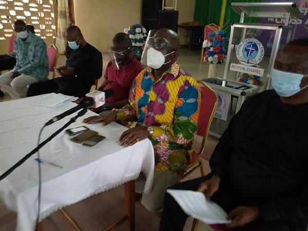 Voters' register: Krobo MPs slam NPP over alleged fraud and violence
