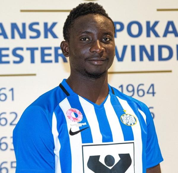 Anderlecht keen to cut ties with Ghanaian forward Dauda Mohammed