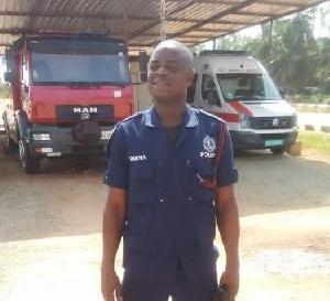 The late Sgt Fuseini Mohamuda