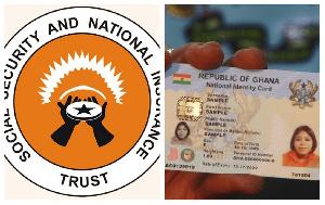 SSNIT Ghana Card Merger
