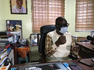 Dr. Joseph Obeng