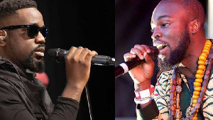 I get insulted the most than any Ghanaian celebrity - Sarkodie tells M.anifest