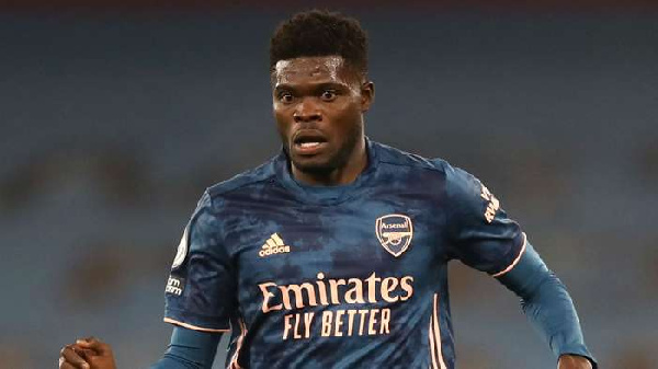 He\'s more than just defensive midfielder - Alan Smith hails Thomas Partey