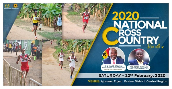 192 athletes, 3 schools, 8 hotels for 2020 Cross Country