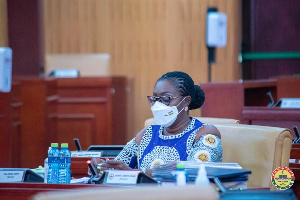 Ursula Owusu Ekuful Parliament 2021