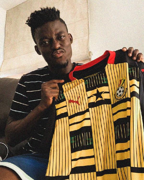 Ghanaian player, Baba Iddrisu